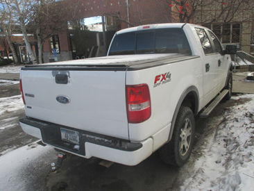 2008 Ford F-150 2