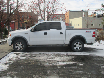 2008 Ford F-150 4