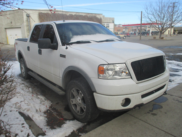 2008 Ford F-150 7