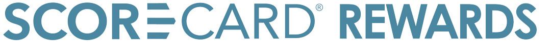 ScoreCard Rewards logo blue